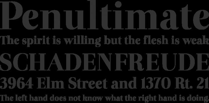 Otama e.p. Font Phrases