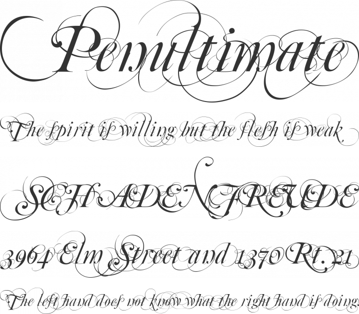 Mutlu font free by gazoz squirrel